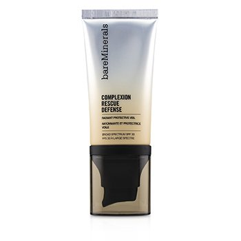 BAREMINERALS COMPLEXION RESCUE DEFENSE RADIANT PROTECTIVE VEIL SPF 30  (SOFT RADIANCE)  50ML/1.7OZ