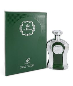 AFNAN HIS HIGHNESS GREEN EDP FOR MEN