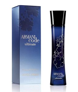 GIORGIO ARMANI ARMANI CODE ULTIMATE INTENSE EDP FOR WOMEN