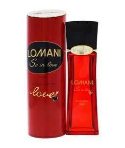 LOMANI SO IN LOVE EDP FOR WOMEN
