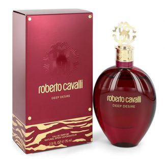 ROBERTO CAVALLI DEEP DESIRE EDP FOR WOMEN