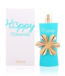 TOUS HAPPY MOMENTS EDT FOR WOMEN