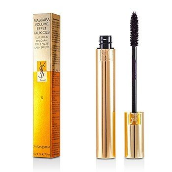 YVES SAINT LAURENT MASCARA VOLUME EFFET FAUX CILS (LUXURIOUS MASCARA) - # 05 BURGUNDY  7.5ML/0.25OZ