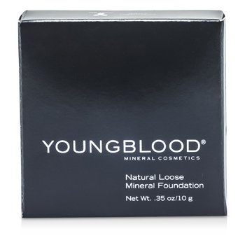 YOUNGBLOOD NATURAL LOOSE MINERAL FOUNDATION - ROSE BEIGE  10G/0.35OZ