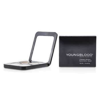 YOUNGBLOOD PRESSED MINERAL EYESHADOW QUAD - SHANGHAI NIGHTS  4G/0.14OZ