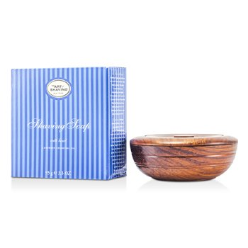 THE ART OF SHAVING SHAVING SOAP W/ BOWL - LAVENDER ESSENTIAL OIL (FOR SENSITIVE SKIN)  95G/3.4OZ