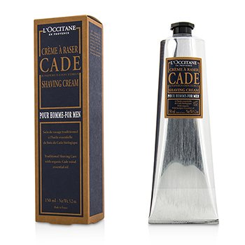 L'OCCITANE CADE FOR MEN SHAVING CREAM  150ML/5.2OZ