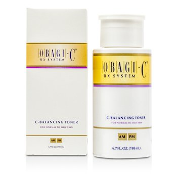 OBAGI OBAGI C RX SYSTEM C BALANCING TONER (NORMAL TO OILY SKIN)  198ML/6.7OZ