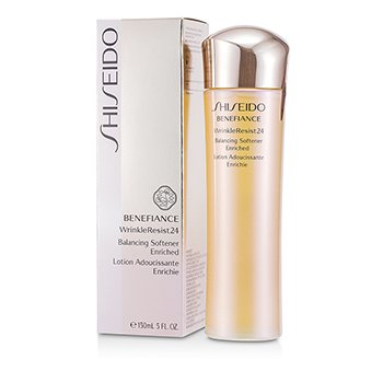 SHISEIDO BENEFIANCE WRINKLERESIST24 BALANCING SOFTENER ENRICHED  150ML/5OZ