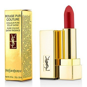 YVES SAINT LAURENT ROUGE PUR COUTURE - #01 LE ROUGE  3.8G/0.13OZ