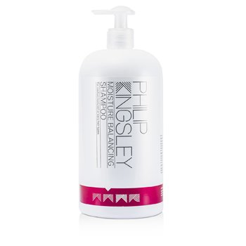 PHILIP KINGSLEY MOISTURE BALANCING SHAMPOO (FOR MEDIUM TEXTURED OR WAVY HAIR TYPES)  1000ML/33.8OZ
