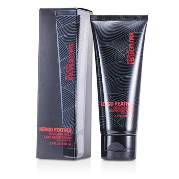 SHU UEMURA KENGO FEATHER TENACIOUS HOLD LIGHTWEIGHT CREAM  100ML/3.4OZ