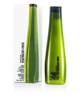 SHU UEMURA SILK BLOOM RESTORATIVE SHAMPOO (DAMAGED HAIR)  300ML/10OZ