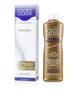 NISIM NEWHAIR BIOFACTORS HAIR AND SCALP EXTRACT WITH ANAGAIN - # ORIGINAL FORMULATION (NORMAL TO OILY)  240ML/8OZ