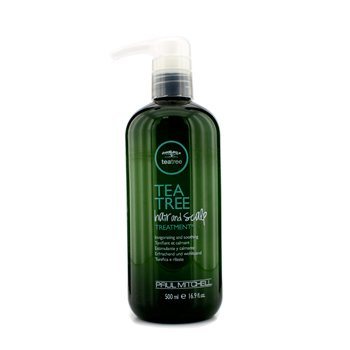 PAUL MITCHELL TEA TREE HAIR AND SCALP TREATMENT (INVIGORATING AND SOOTHING)  500ML/16.9OZ
