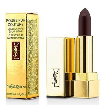 YVES SAINT LAURENT ROUGE PUR COUTURE THE MATS - # 205 PRUNE VIRGIN  3.8G/0.13OZ
