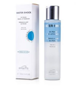SWISSLINE WATER SHOCK BI-PHASE MAKE-UP REMOVER - EYES & LIPS  100ML/3.4OZ