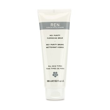 REN NO.1 PURITY CLEANSING BALM  100ML/3.3OZ