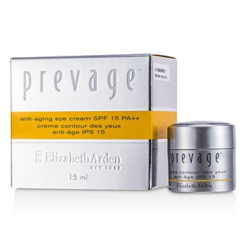 PREVAGE BY ELIZABETH ARDEN ANTI-AGING EYE CREAM SPF15 PA++  15ML/0.5OZ