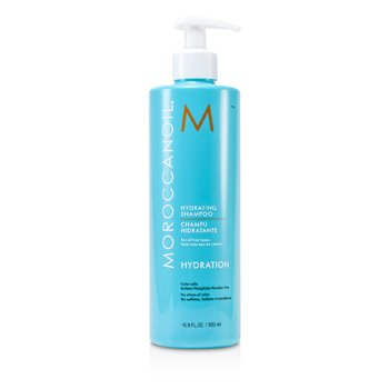 MOROCCANOIL HYDRATING SHAMPOO (FOR ALL HAIR TYPES)  500ML/16.9OZ