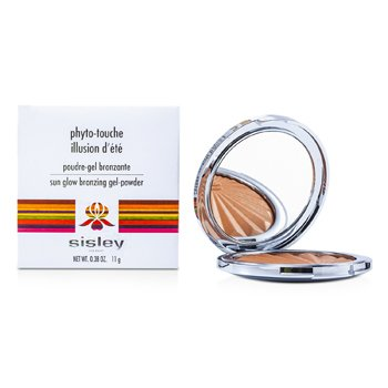 SISLEY PHYTO TOUCHE ILLUSION D'ETE SUN GLOW BRONZING GEL POWDER  11G/0.38OZ