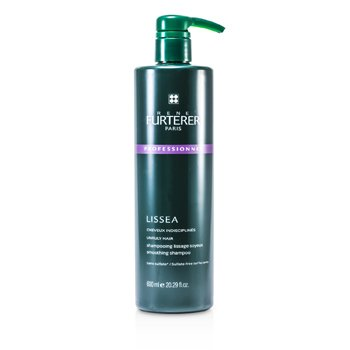 RENE FURTERER LISSEA SMOOTHING RITUAL SMOOTHING SHAMPOO - UNRULY HAIR (SALON PRODUCT)  600ML/20.2OZ