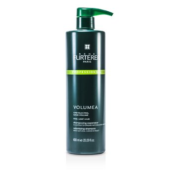 RENE FURTERER VOLUMEA VOLUME ENHANCING RITUAL VOLUMIZING SHAMPOO - FINE AND LIMP HAIR (SALON PRODUCT)  600ML/20.2OZ