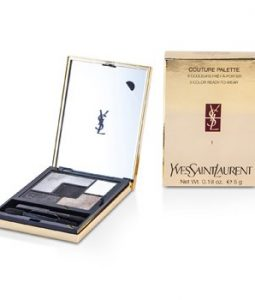 YVES SAINT LAURENT COUTURE PALETTE (5 COLOR READY TO WEAR) #01 (TUXEDO)  5G/0.18OZ