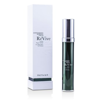 REVIVE MOISTURIZING RENEWAL SERUM NIGHTLY REPAIR BOOSTER  30ML/1OZ
