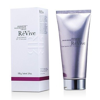 REVIVE FERMITIF HAND RENEWAL CREAM SPF 15  100G/3.4OZ