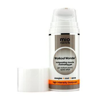 MAMA MIO MIO - WORKOUT WONDER INVIGORATING MUSCLE MOTIVATING GEL  100ML/3.4OZ