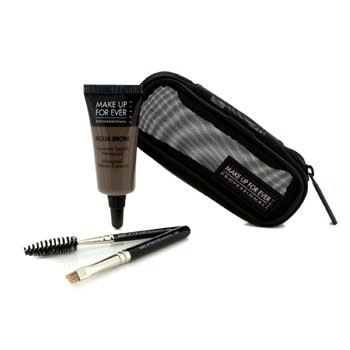 MAKE UP FOR EVER AQUA BROW KIT - #25 ASH  7ML/0.23OZ