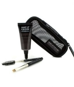 MAKE UP FOR EVER AQUA BROW KIT - #40 BROWN BLACK  7ML/0.23OZ