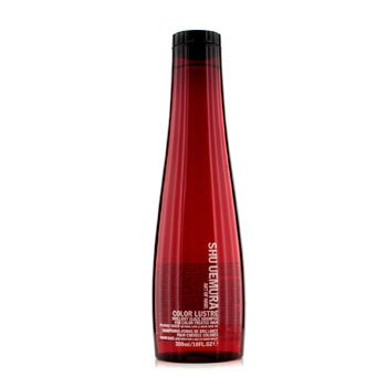 SHU UEMURA COLOR LUSTRE BRILLIANT GLAZE SHAMPOO (COLOR-TREATED HAIR)  300ML/10OZ