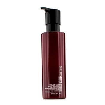 SHU UEMURA COLOR LUSTRE BRILLIANT GLAZE CONDITIONER (COLOR-TREATED HAIR)  250ML/8OZ