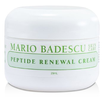 MARIO BADESCU PEPTIDE RENEWAL CREAM - FOR COMBINATION/ DRY/ SENSITIVE SKIN TYPES  29ML/1OZ