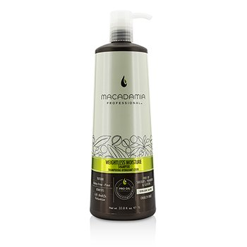 MACADAMIA NATURAL OIL PROFESSIONAL WEIGHTLESS MOISTURE SHAMPOO  1000ML/33.8OZ