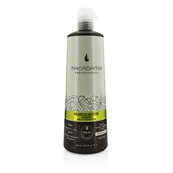 MACADAMIA NATURAL OIL PROFESSIONAL WEIGHTLESS MOISTURE CONDITIONER  1000ML/33.8OZ
