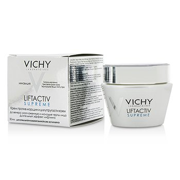 VICHY LIFTACTIV SUPREME INTENSIVE ANTI-WRINKLE & FIRMING CORRECTIVE CARE CREAM (FOR DRY TO VERY DRY SKIN)  50ML/1.69OZ