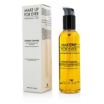 MAKE UP FOR EVER EXTREME CLEANSER - BALANCING CLEANSING DRY OIL  200ML/6.76OZ