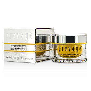 PREVAGE BY ELIZABETH ARDEN ANTI-AGING NECK AND DECOLLETE FIRM & REPAIR CREAM  50G/1.7OZ