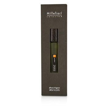 MILLEFIORI SELECTED FRAGRANCE DIFFUSER - ORANGE TEA  100ML/3.4OZ