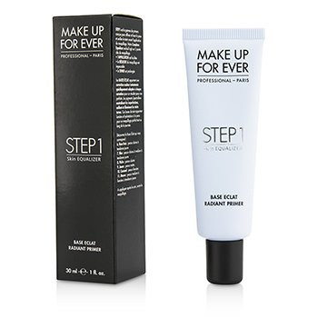 MAKE UP FOR EVER STEP 1 SKIN EQUALIZER - #7 RADIANT PRIMER (BLUE)  30ML/1OZ