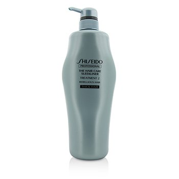 SHISEIDO THE HAIR CARE SLEEKLINER TREATMENT 2 (THICK, REBELLIOUS HAIR)  1000G/33.8OZ
