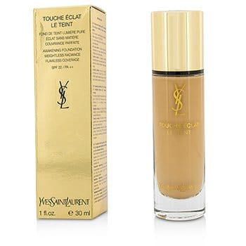 YVES SAINT LAURENT TOUCHE ECLAT LE TEINT AWAKENING FOUNDATION SPF22 - #B30 ALMOND  30ML/1OZ