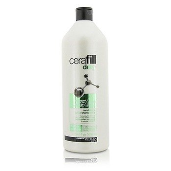 REDKEN CERAFILL DEFY THICKENING CONDITIONER (FOR NORMAL TO THIN HAIR)  1000ML/33.8OZ