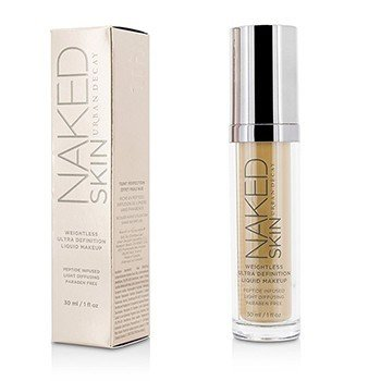 URBAN DECAY NAKED SKIN WEIGHTLESS ULTRA DEFINITION LIQUID MAKEUP - #5.0  30ML/1OZ