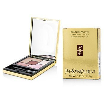 YVES SAINT LAURENT COUTURE PALETTE (5 COLOR READY TO WEAR) #07 PARISIENNE  5G/0.18OZ