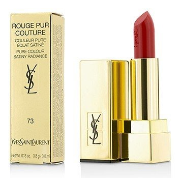 YVES SAINT LAURENT ROUGE PUR COUTURE - #73 RHYTHM RED  3.8G/0.13OZ