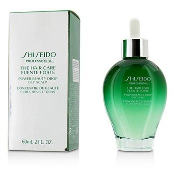 SHISEIDO THE HAIR CARE FUENTE FORTE POWER BEAUTY DROP (OILY SCALP)  60ML/2OZ